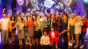 Blue Peter - Big 60th Birthday