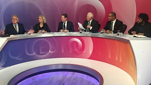 Question Time - 2018: 18/10/2018