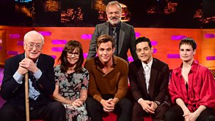 The Graham Norton Show - Series 24: Episode 4