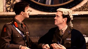 Blackadder - Blackadder Goes Forth: 2. Plan B - Corporal Punishment