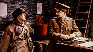 Blackadder - Blackadder Goes Forth: 3. Plan C - Major Star