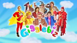 Gigglebiz - Series 5: 1. Enrico's Duck Dance