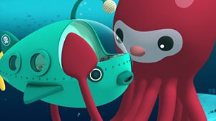 Octonauts - Series 1 - The Giant Squid