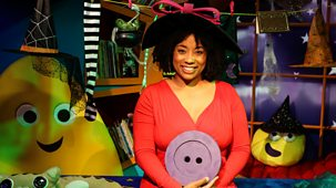 Cbeebies Bedtime Stories - 657. Shauna Shim - Witchety Sticks And The Magic Buttons