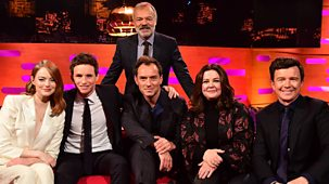 The Graham Norton Show - Series 24: Episode 5