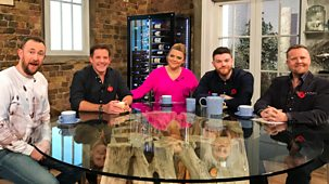 Saturday Kitchen - 27/10/2018
