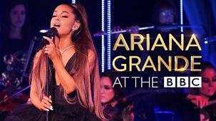Ariana Grande At The Bbc - Episode 28-12-2018