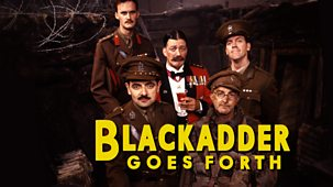 Blackadder - Blackadder Goes Forth: 1. Plan A - Captain Cook