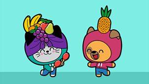 Kit & Pup - Series 1: 47. Fruit