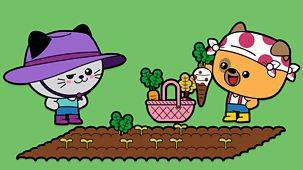 Kit & Pup - Series 1: 49. Vegetables