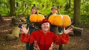 Gigglebiz - Series 5: 9. Robin Hood's Giant Pumpkin