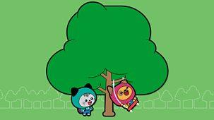 Kit & Pup - Series 1: 50. Trees
