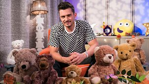 Cbeebies Bedtime Stories - 660. Orlando Bloom - We Are Together