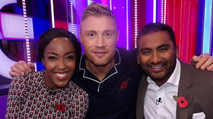 The One Show - 01/11/2018