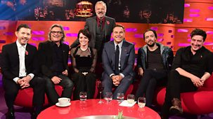 The Graham Norton Show - Series 24: Episode 6