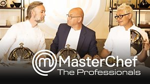 Masterchef: The Professionals - Series 11: Episode 1