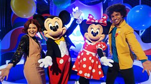 Blue Peter - Blue Peter: Book Awards 2019 And Mickey Mouse