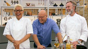 Masterchef: The Professionals - Series 11: Episode 4
