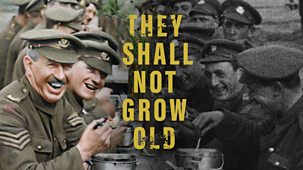 They Shall Not Grow Old - Episode 18-02-2019