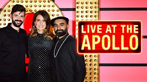 Live At The Apollo - Series 14: Episode 1