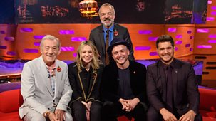 The Graham Norton Show - Series 24: Episode 7