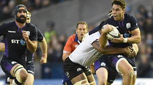 Rugby Union - 2018/19: 6. Scotland V Fiji
