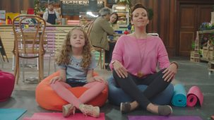 Molly And Mack - Series 1: 5. Peace And Quiet