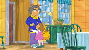 Arthur - Series 20: 8. That's My Grandma!