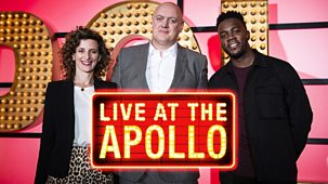 Live At The Apollo - Series 14: Episode 2