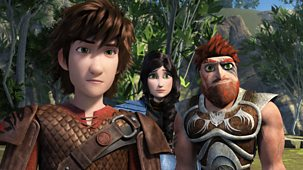 Dragons - Riders Of Berk - Race To The Edge: 8. Gold Rush