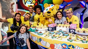 Blue Peter - Bring & Buy For Children In Need