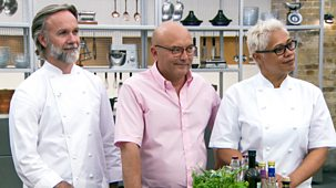 Masterchef: The Professionals - Series 11: Episode 7