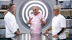 Masterchef: The Professionals - Series 11: Episode 8