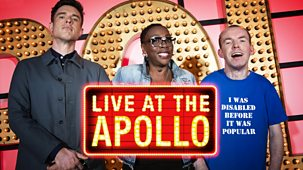 Live At The Apollo - Series 14: Episode 3