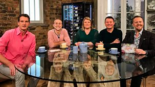 Saturday Kitchen - 17/11/2018