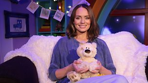 Cbeebies Bedtime Stories - 664. Laura Haddock - The Everywhere Bear