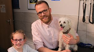 Ferne And Rory's Vet Tales - Series 2: 6. Rosie The Dog