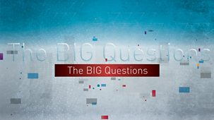 The Big Questions - Series 12: Episode 1