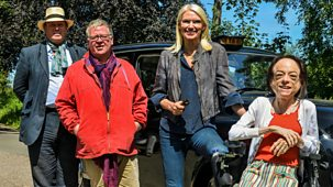 Celebrity Antiques Road Trip - Series 8: Episode 11
