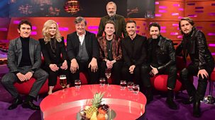 The Graham Norton Show - Series 24: Episode 8