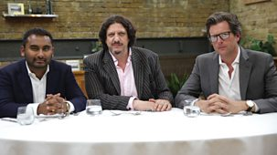 Masterchef: The Professionals - Series 11: Episode 12