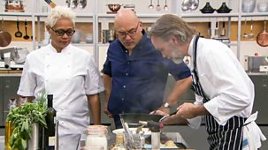 Masterchef: The Professionals - Series 11: Episode 10