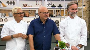 Masterchef: The Professionals - Series 11: Episode 11