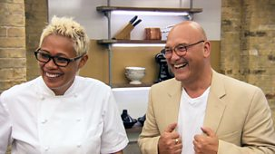 Masterchef: The Professionals - Series 11: Episode 14