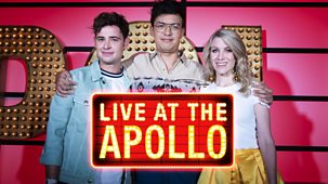 Live At The Apollo - Series 14: Episode 4