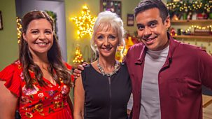 The Best Christmas Food Ever - Series 1: 5. Debbie Mcgee