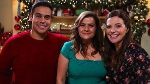 The Best Christmas Food Ever - Series 1: 10. Nina Wadia