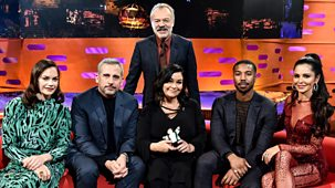 The Graham Norton Show - Series 24: Episode 9