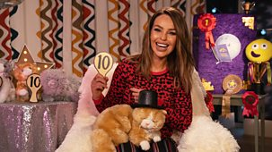 Cbeebies Bedtime Stories - 669. Katie Piper - The Tip-tap Dancing Cat
