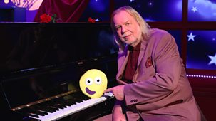 Cbeebies Bedtime Stories - 670. Rick Wakeman - The Bear And The Piano